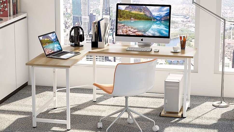 Perfect Contemporary Home Office Furniture