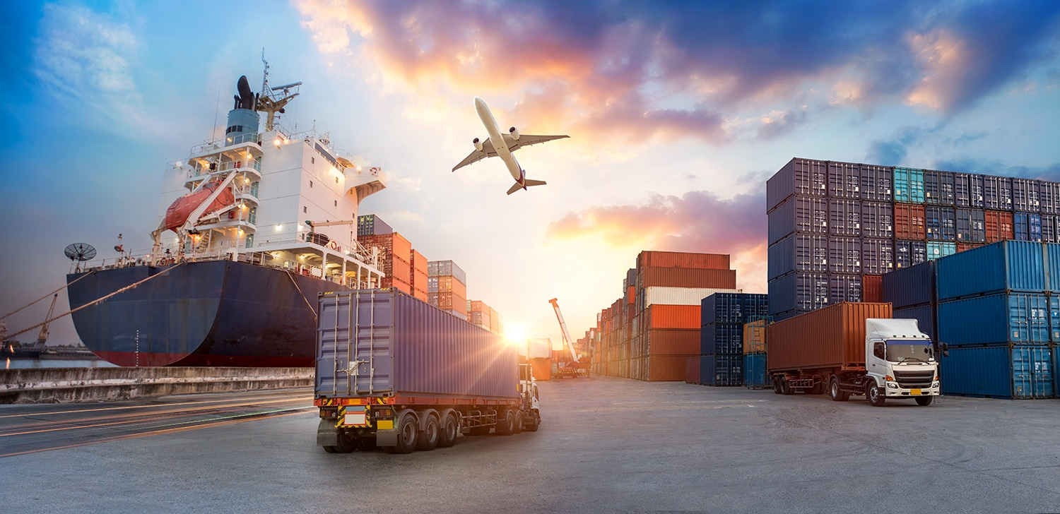 How can you optimize your outbound as well as inbound logistics?